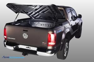 VW Amarok 2000-2016 крышка GALAXY из ABS пластика