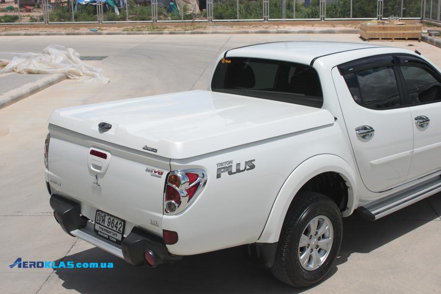 Mitsubishi L200 2013-2015 крышка SPEED Aeroklas из ABS пластика