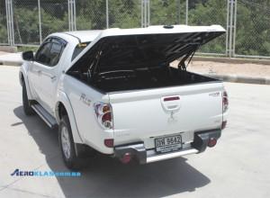 Mitsubishi L200 2013-2015 крышка AVIATOR Aeroklas из ABS пластика
