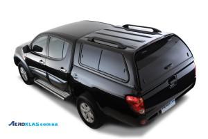 Mitsubishi L200 2013-2015 кунг Aeroklas из ABS пластика