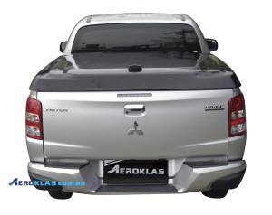 Fiat Fullback 2015-2016 крышка AVIATOR Aeroklas из ABS пластика