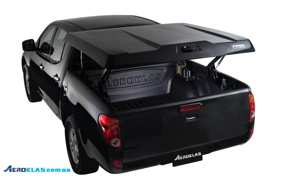 Mitsubishi L200 2006-2013 крышка AVIATOR Aeroklas из ABS пластика