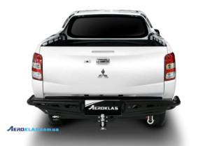 Mitsubishi L200 2015-2016 спойлер кузова Aeroklas Stylingbar