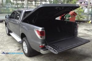 Mazda BT-50 2012-2016 крышка AVIATOR Aeroklas из ABS пластика
