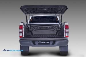 Ford Ranger 2012-2016 крышка AVIATOR Aeroklas из ABS пластика