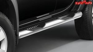 Подножки COBRA MIT3073 для Mitsubishi L200 2013-2015