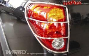 Защита задних фонарей G124606 для Mitsubishi L200 2006-2013