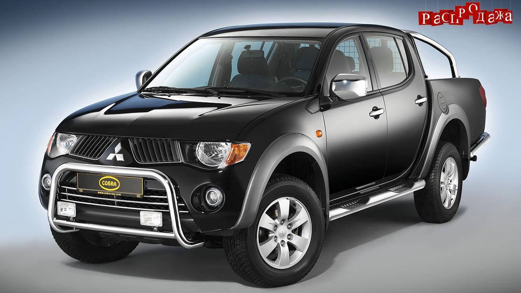 Аксессуары для Mitsubishi L200 2006-2013