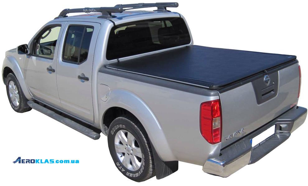 Тент LIFT&ROLL для Nissan Navara D40 ( Frontier ) 2006-2015