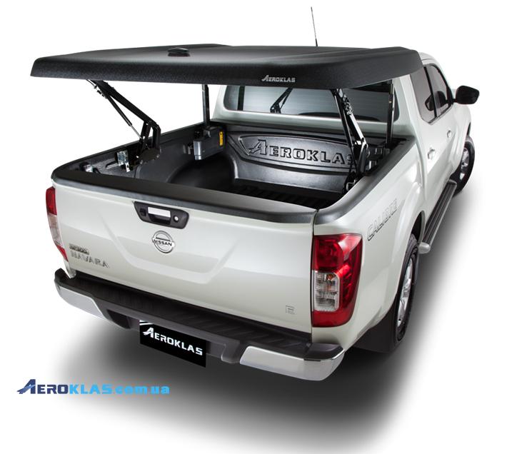 Nissan Navara NP300 D23 ( Frontier np 300 ) 2015-2016 крышка AVIATOR Aeroklas из ABS пластика