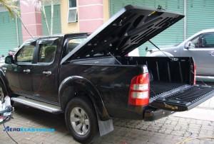 Mazda BT-50 2006-2012 крышка SPEED из ABS пластика
