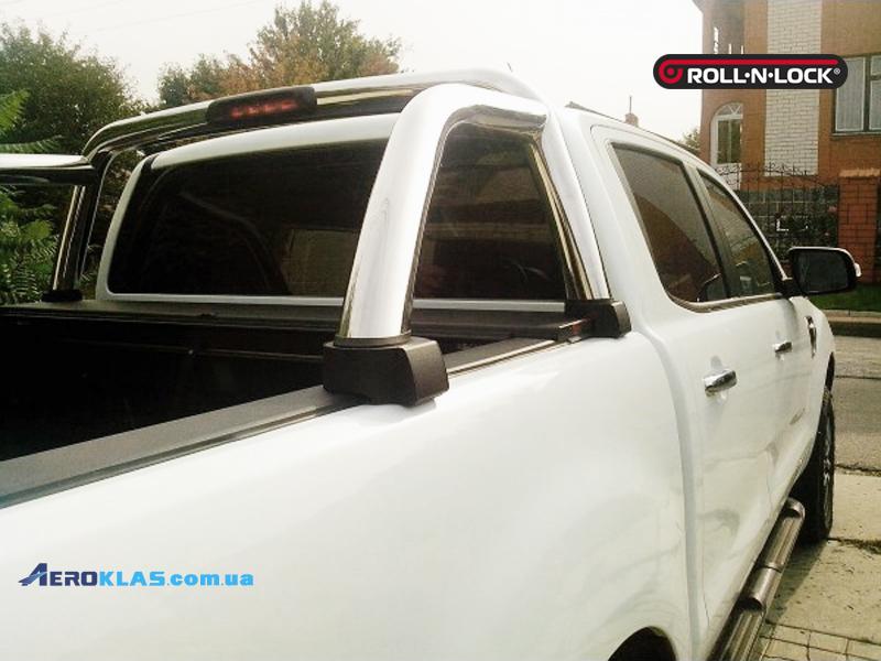 Монтажный комплект QWIKFOOT QF127 Ford Ranger 2012-2016