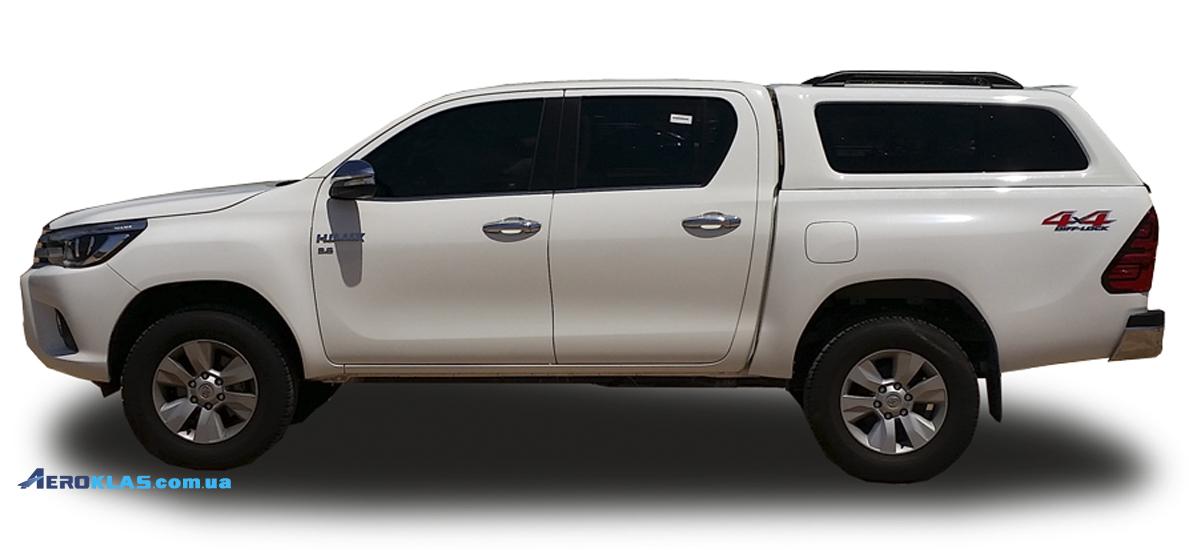 Кунг hardtop canopy для Toyota HiLux 2015-2016