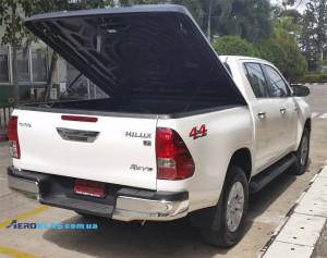 Toyota HiLux 2015-2016 крышка SPEED из ABS пластика