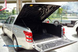 Mitsubishi L200 2015-2016 крышка SPEED Aeroklas из ABS пластика