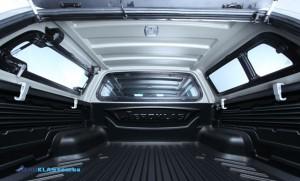Mitsubishi L200 2006-2013 внутреняя часть кунга Aeroklas из ABS пластика