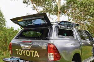 Hardtop Canopy Кунг Toyota Hilux 2015+
