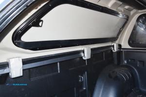 Mitsubishi L200 2016+ Aeroklas custom comercial canopy