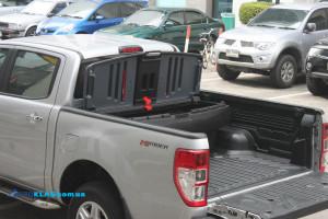 Ящик в кузов пикапа aeroklas TRINITY