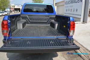 Bed liner Aeroklas Toyota Hilux Revo 2016+