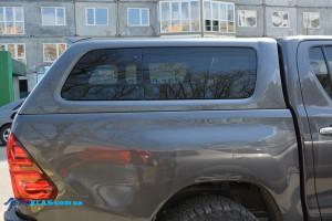 КУНГ Aeroklas Toyota Hilux Revo 2016+