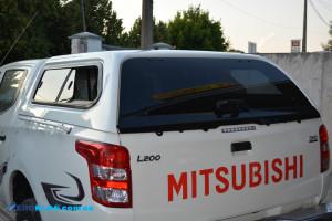 Canopy Aeroklas ABS Mitsubishi L200 2015+