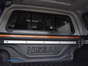 Hardtop Canopy Кунг Nissan Navara NP300 2015+