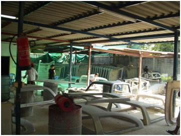 производство кунгов из стекловолокна
