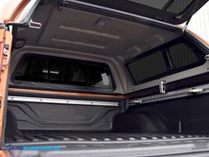 Кунг Hardtop Canopy  Mercedes X-Class 2017-2018